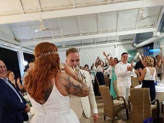 La boda de Davinia  y Sergio  3