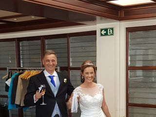 La boda de Laura  y Miguel André