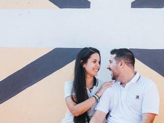 La boda de Geraldine y Diego 2