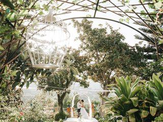 La boda de Geraldine y Diego