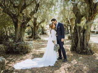 La boda de María y Santi