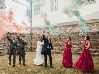La boda de Jose Vicente  y Marian