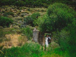 La boda de Astrid y Dienesh