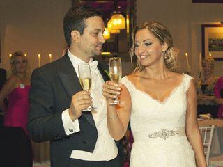 La boda de Diana y Miguel Ángel