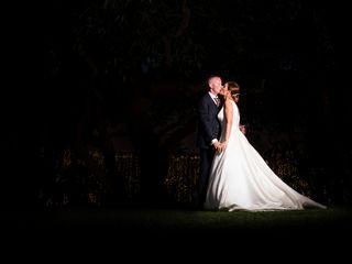 La boda de Mònica y Ollie