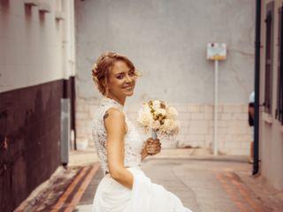 La boda de Christina y Per 1