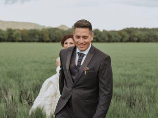 La boda de Eli y Dani