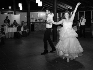 La boda de Cristina y Mihai