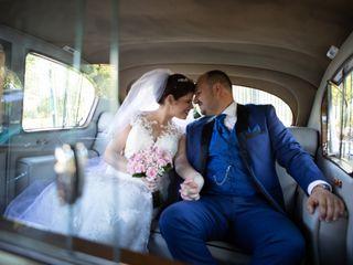 La boda de Manuel y Marta
