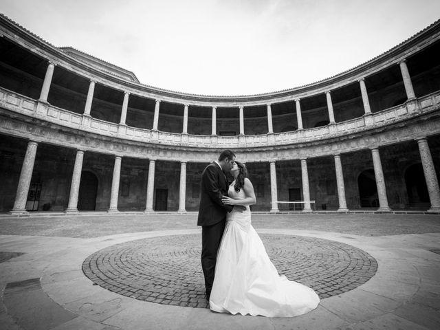 La boda de Miguel Angel y Anabel en Granada, Granada 1