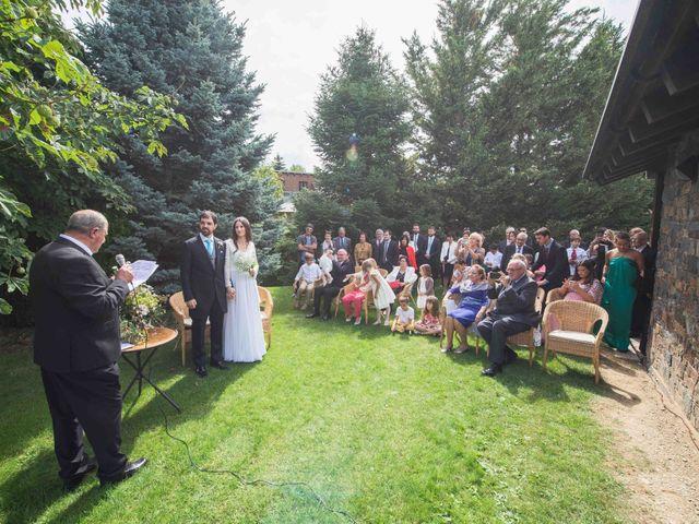 La boda de Aleix y Laia en Puigcerda, Girona 3