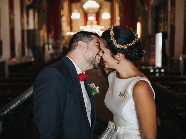 La boda de Diego y Geraldine en Santa Cruz De La Palma, Santa Cruz de Tenerife 26