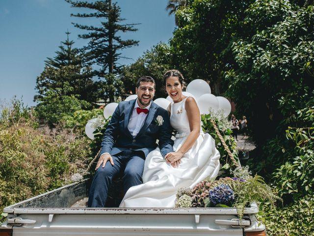 La boda de Diego y Geraldine en Santa Cruz De La Palma, Santa Cruz de Tenerife 28