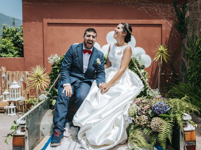La boda de Diego y Geraldine en Santa Cruz De La Palma, Santa Cruz de Tenerife 30
