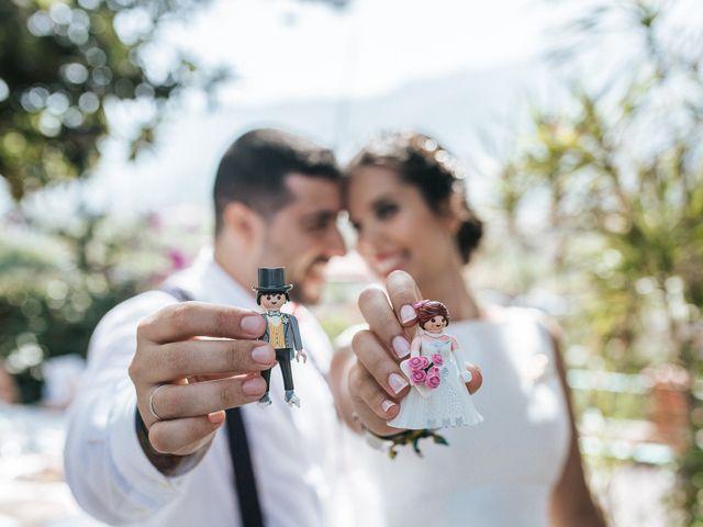 La boda de Diego y Geraldine en Santa Cruz De La Palma, Santa Cruz de Tenerife 34