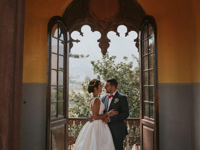 La boda de Diego y Geraldine en Santa Cruz De La Palma, Santa Cruz de Tenerife 38