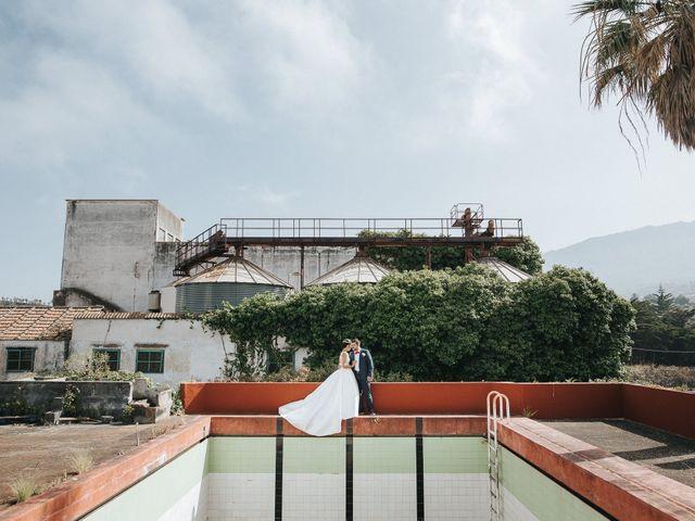 La boda de Diego y Geraldine en Santa Cruz De La Palma, Santa Cruz de Tenerife 41