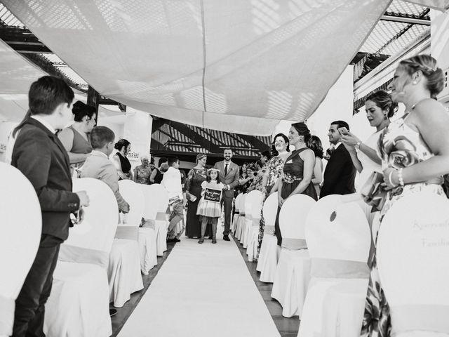 La boda de Rafa y Cristina en Estepona, Málaga 15