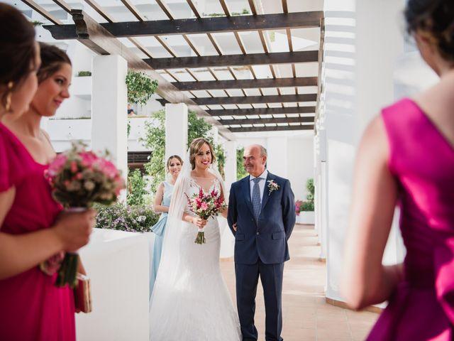 La boda de Rafa y Cristina en Estepona, Málaga 18