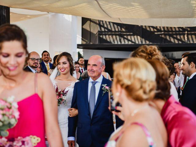 La boda de Rafa y Cristina en Estepona, Málaga 19
