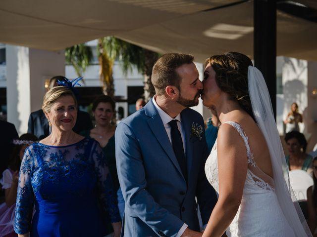 La boda de Rafa y Cristina en Estepona, Málaga 21