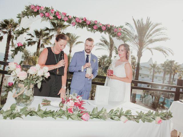La boda de Rafa y Cristina en Estepona, Málaga 22