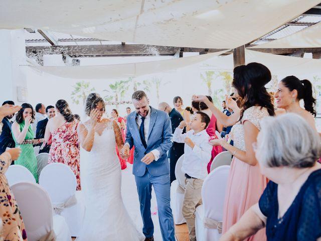 La boda de Rafa y Cristina en Estepona, Málaga 26