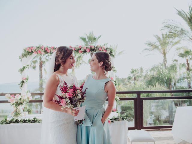 La boda de Rafa y Cristina en Estepona, Málaga 27