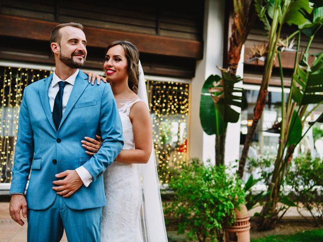 La boda de Rafa y Cristina en Estepona, Málaga 28