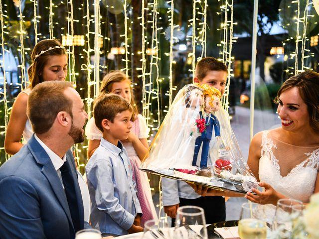 La boda de Rafa y Cristina en Estepona, Málaga 34