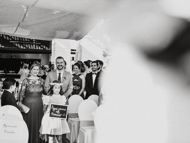 La boda de Rafa y Cristina en Estepona, Málaga 41