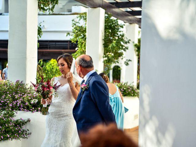 La boda de Rafa y Cristina en Estepona, Málaga 43