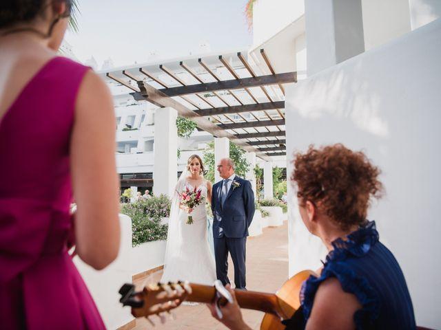 La boda de Rafa y Cristina en Estepona, Málaga 44
