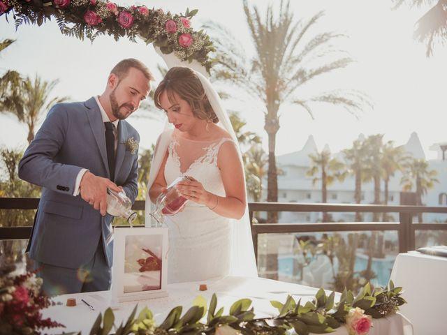 La boda de Rafa y Cristina en Estepona, Málaga 45