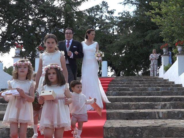 La boda de Gonzalo y Deborah en Constantina, Sevilla 13