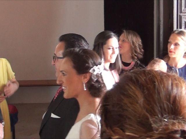 La boda de Gonzalo y Deborah en Constantina, Sevilla 14