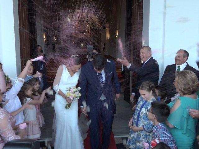 La boda de Gonzalo y Deborah en Constantina, Sevilla 22