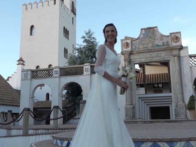 La boda de Gonzalo y Deborah en Constantina, Sevilla 23