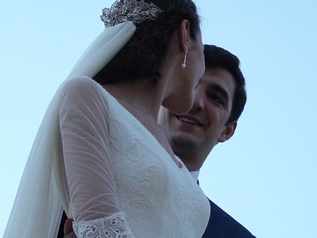 La boda de Gonzalo y Deborah en Constantina, Sevilla 26