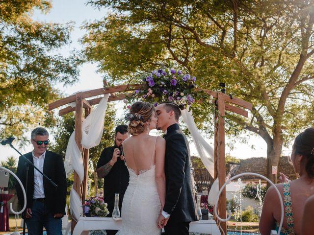 La boda de Jonatan y María