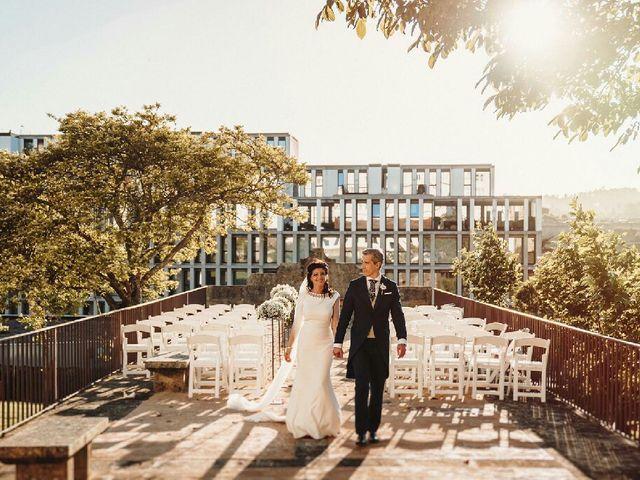 La boda de Marian y Jose Vicente  en Santiago De Compostela, A Coruña 3
