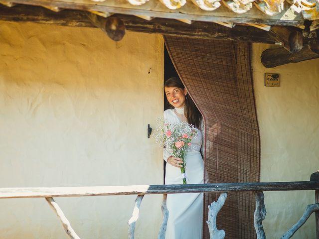La boda de Dienesh y Astrid en Facinas, Cádiz 8