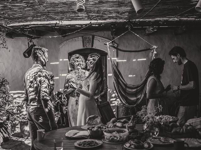 La boda de Dienesh y Astrid en Facinas, Cádiz 12