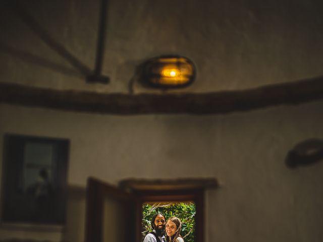 La boda de Dienesh y Astrid en Facinas, Cádiz 20