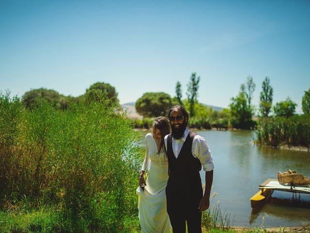 La boda de Dienesh y Astrid en Facinas, Cádiz 23