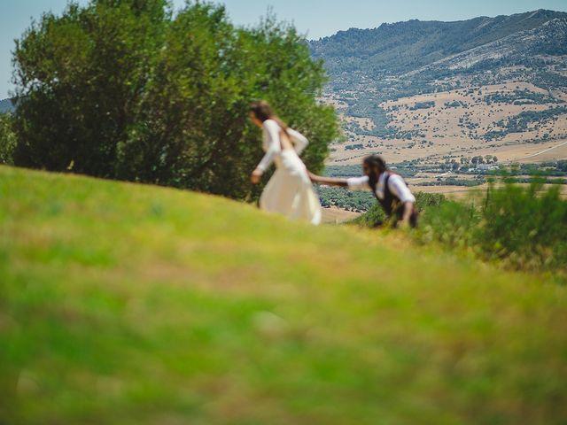 La boda de Dienesh y Astrid en Facinas, Cádiz 25