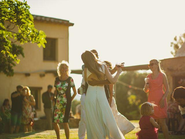 La boda de Dienesh y Astrid en Facinas, Cádiz 40