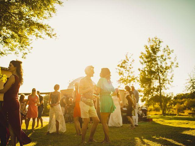 La boda de Dienesh y Astrid en Facinas, Cádiz 44