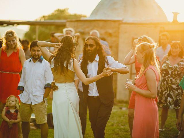 La boda de Dienesh y Astrid en Facinas, Cádiz 47