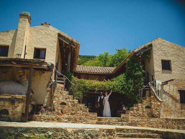 La boda de Dienesh y Astrid en Facinas, Cádiz 19